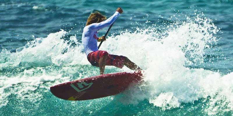 Airton Cozzolino - SUP surfing