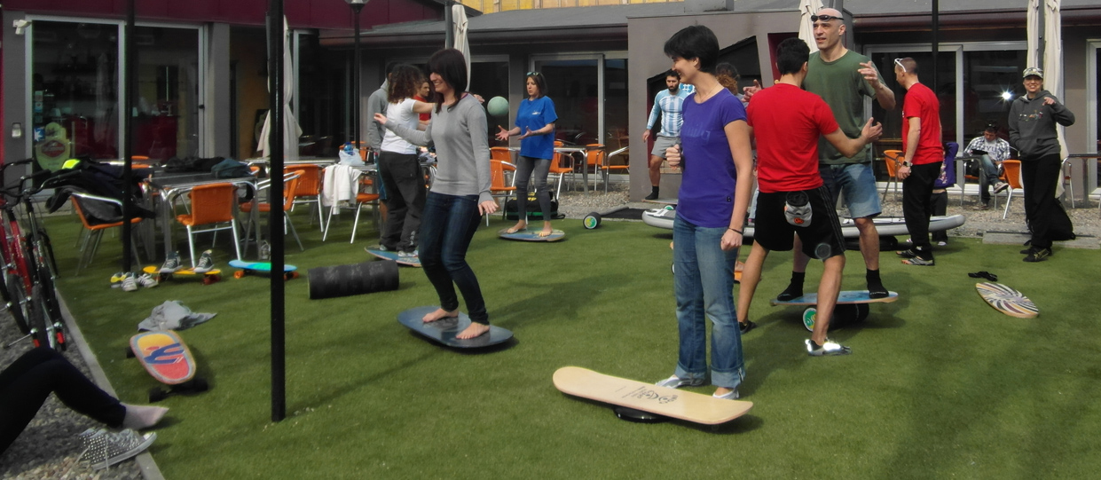 Milano IndoBoard Open Day