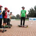 Skateboard a Milano - Longboard