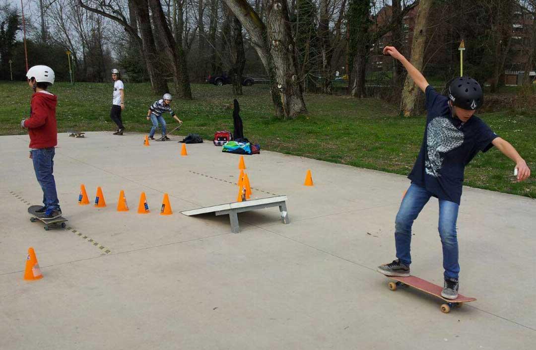 Corso di skateboard a Milano