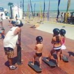 Summer camp skateboard