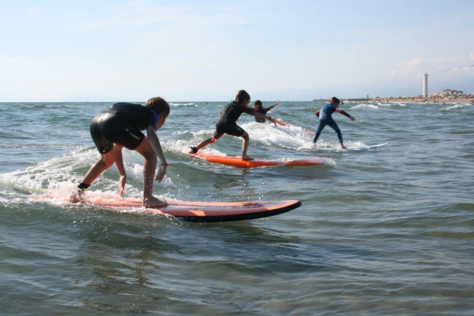 Surf- Summer Camp Viareggio by BoardRiding